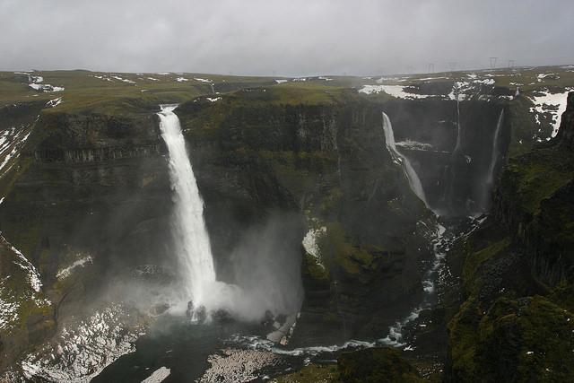 один день русского туриста в Исландии