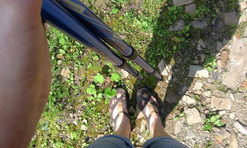 один день луганчанки в карпатской деревне, фото 25