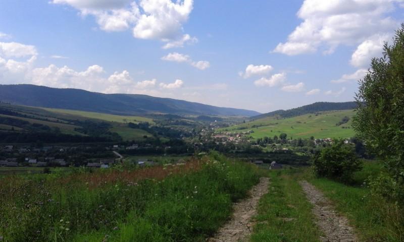 один день луганчанки в карпатской деревне, фото 26