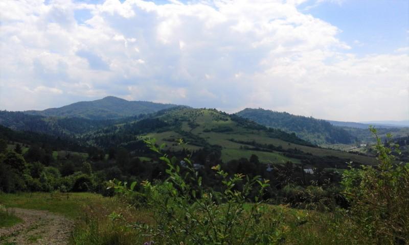 один день луганчанки в карпатской деревне, фото 27