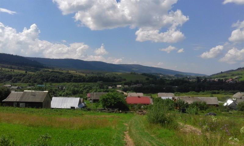 один день луганчанки в карпатской деревне, фото 45