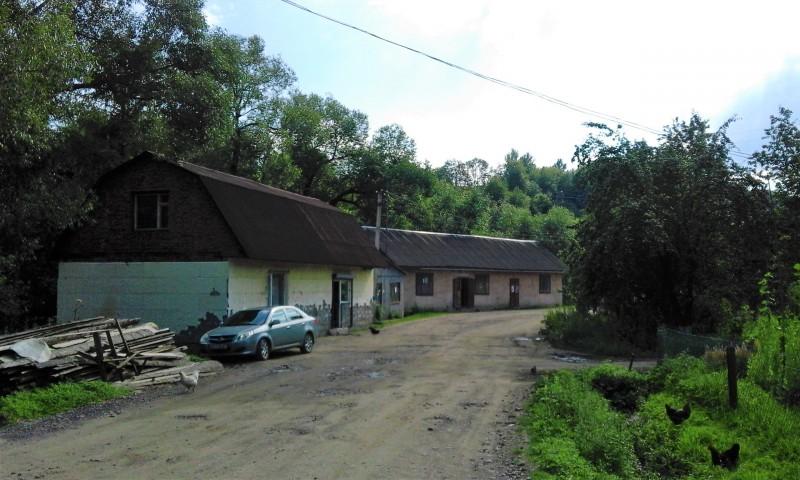 один день луганчанки в карпатской деревне, фото 48