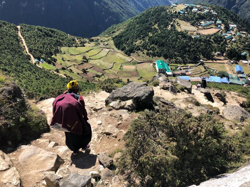 один мой день в походе на Эверест, фото 11