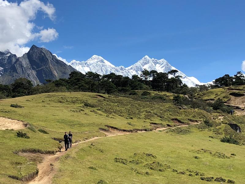 один мой день в походе на Эверест, фото 17