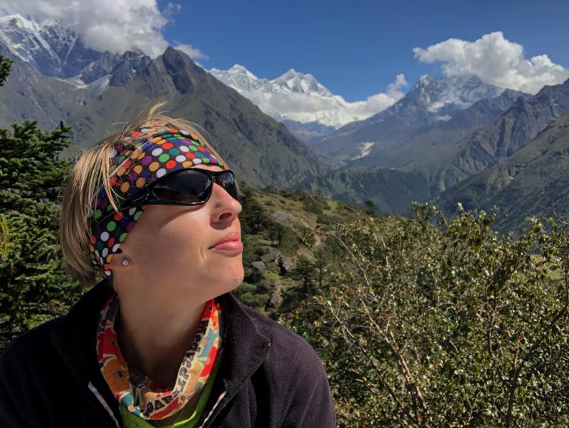один мой день в походе на Эверест, фото 24