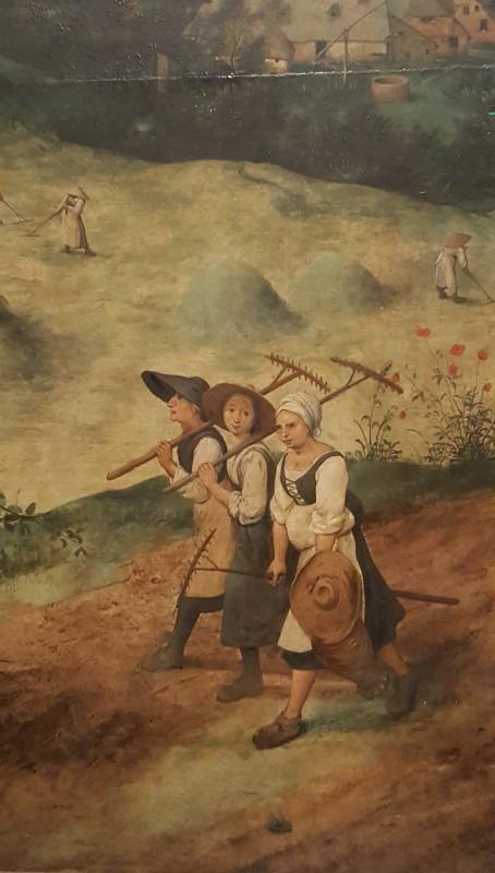 один мой день в Вене на выставке Питера Брейгеля