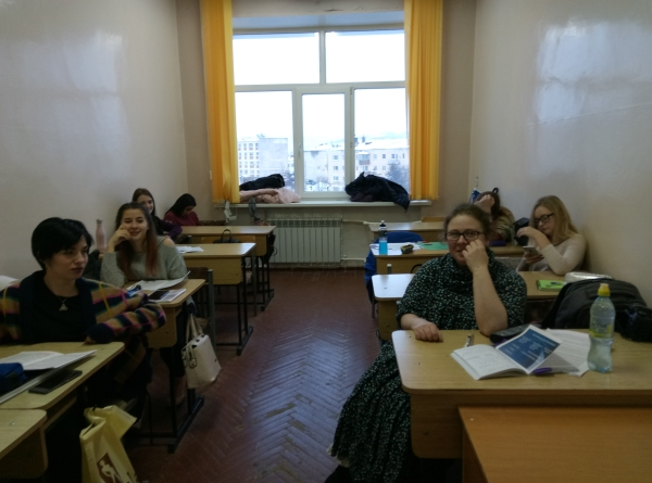 один будний день студентки, город Магадан, фото 22