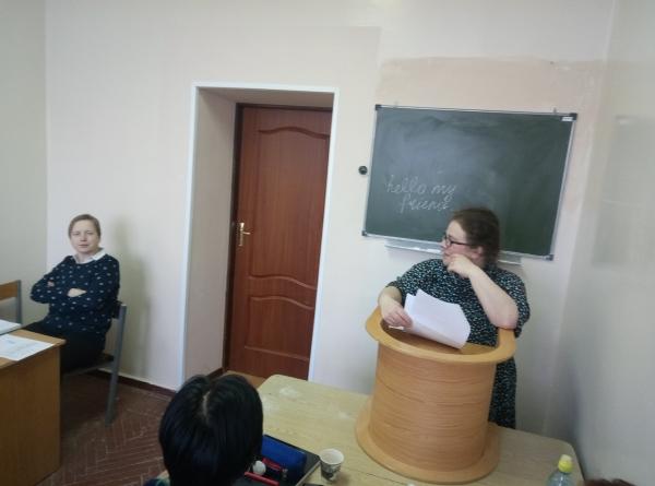 один будний день студентки, город Магадан, фото 25