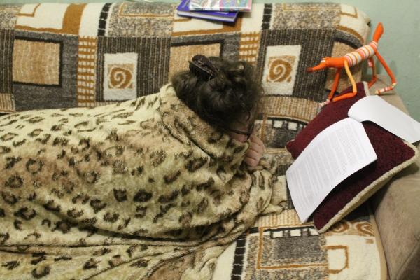 один будний день студентки, город Магадан, фото 8