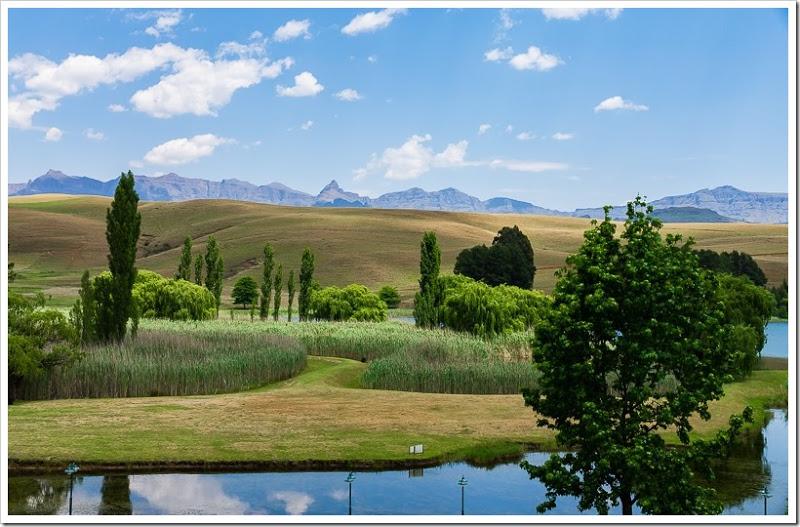 один мой день в Драконовых горах, ЮАР, фото 17