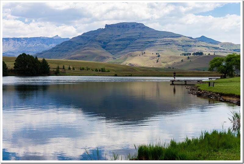 один мой день в Драконовых горах, ЮАР, фото 18