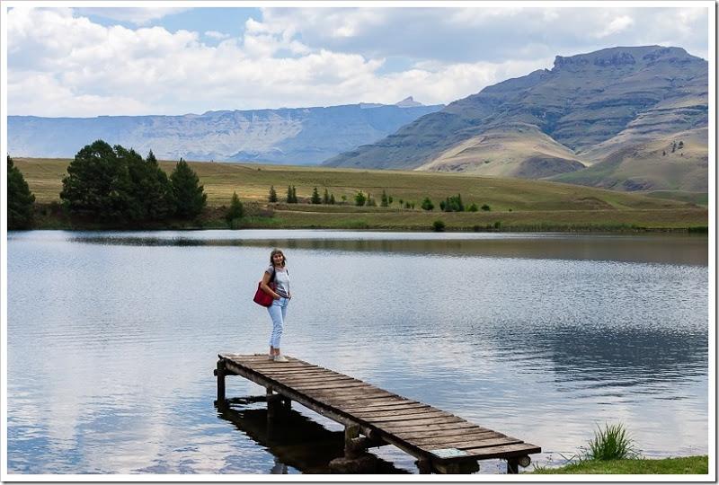 один мой день в Драконовых горах, ЮАР, фото 20