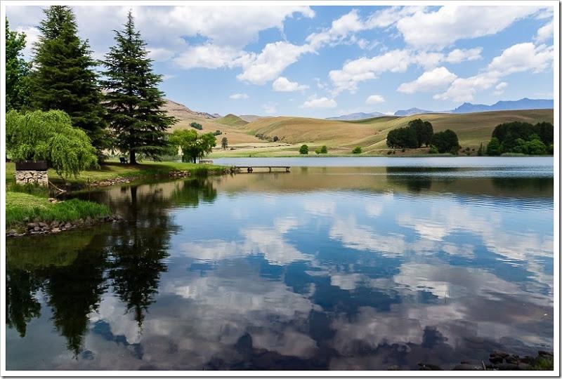 один мой день в Драконовых горах, ЮАР, фото 22