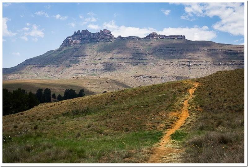 один мой день в Драконовых горах, ЮАР, фото 25