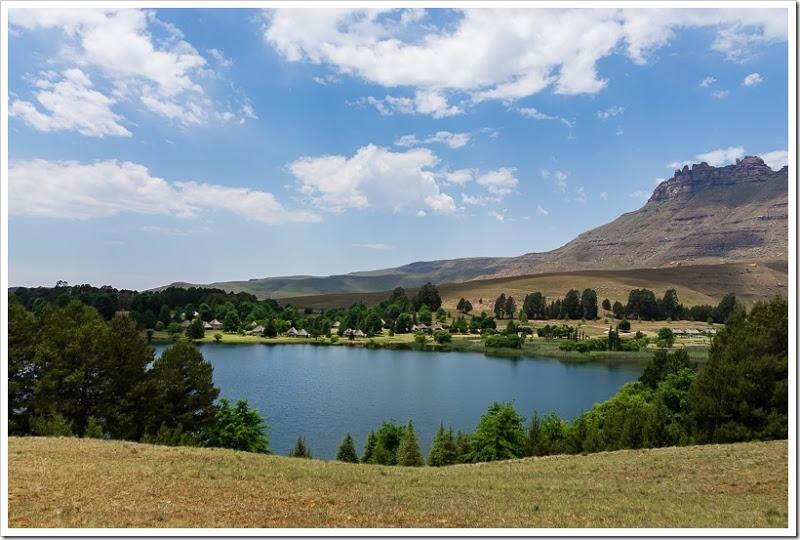 один мой день в Драконовых горах, ЮАР, фото 26