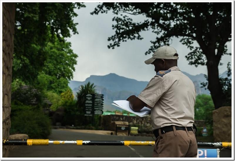 один мой день в Драконовых горах, ЮАР, фото 31