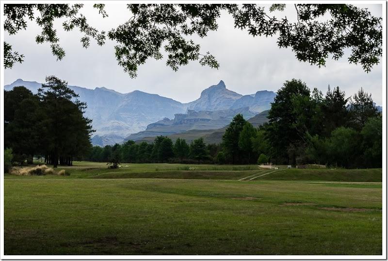 один мой день в Драконовых горах, ЮАР, фото 38