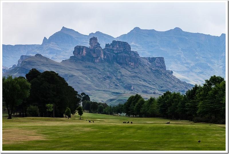 один мой день в Драконовых горах, ЮАР, фото 40