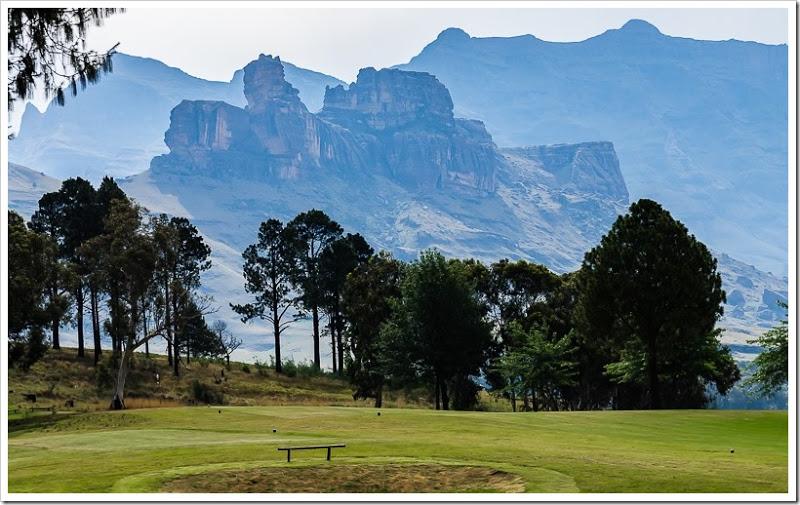 один мой день в Драконовых горах, ЮАР, фото 42
