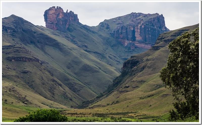 один мой день в Драконовых горах, ЮАР, фото 51
