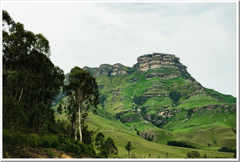 один мой день в Драконовых горах, ЮАР, фото 57