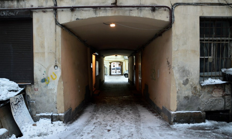 один день старой и страшной из города Санкт-Петербург, фото 20