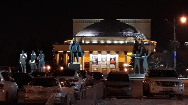 один мой обычный выходной в городе Новосибирск