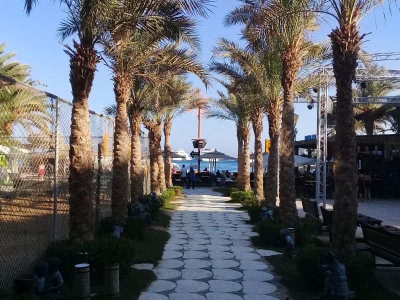 один пляжный выходной певицы в Хургаде, Египет, фото 5