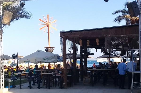 один пляжный выходной певицы в Хургаде, Египет, фото 6