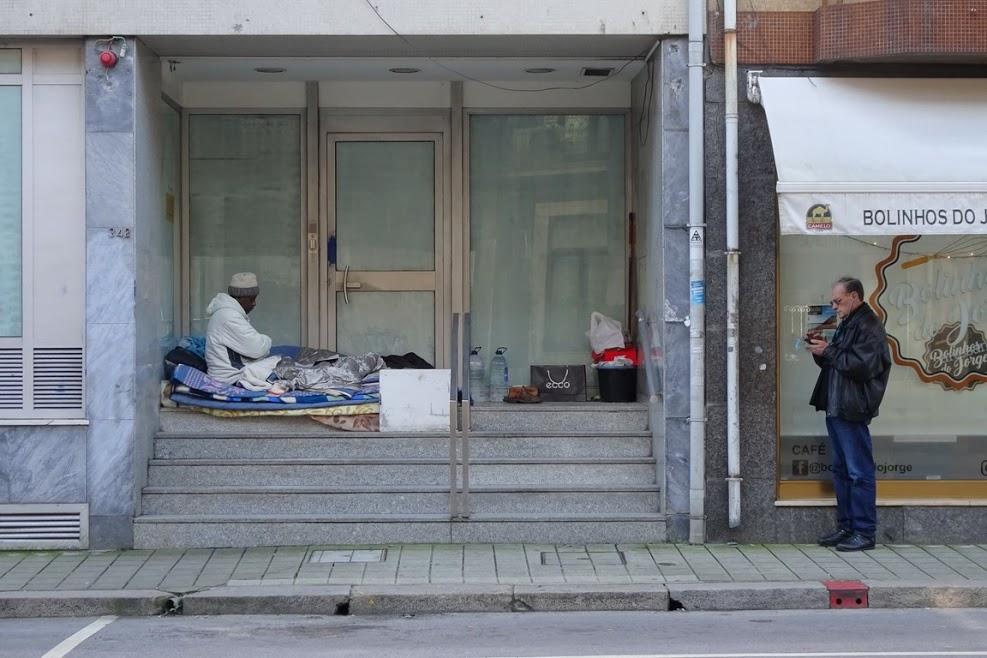 один рабочий день Белого клоуна в Португалии, фото 10