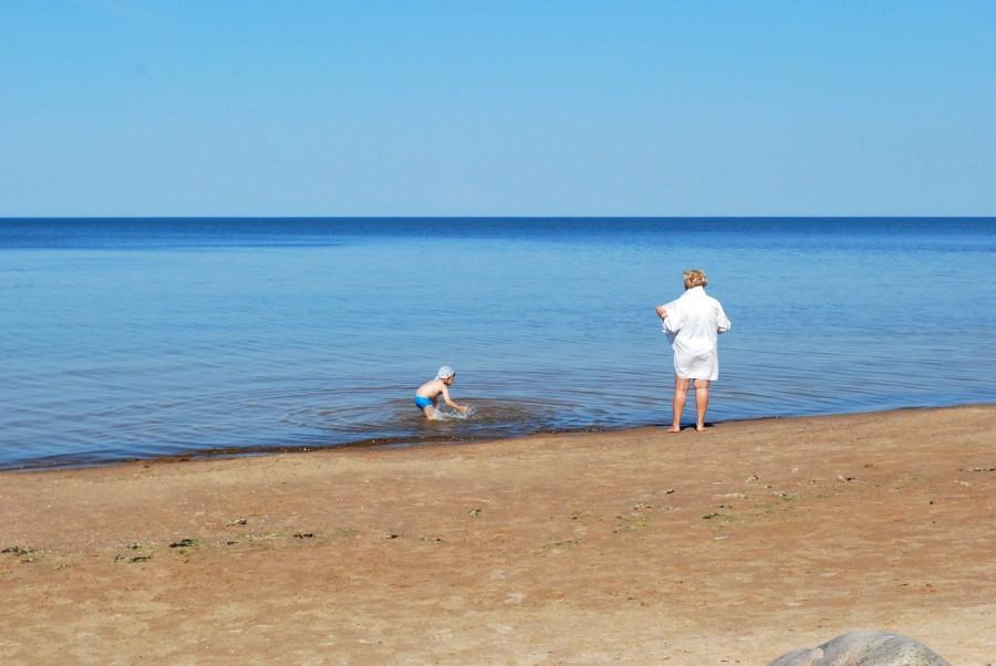 один мой летний день на взморье, посёлок Туя, Латвия, фото 16