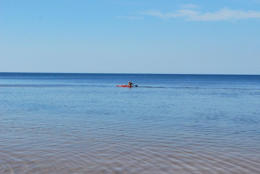 один мой летний день на взморье, посёлок Туя, Латвия, фото 17