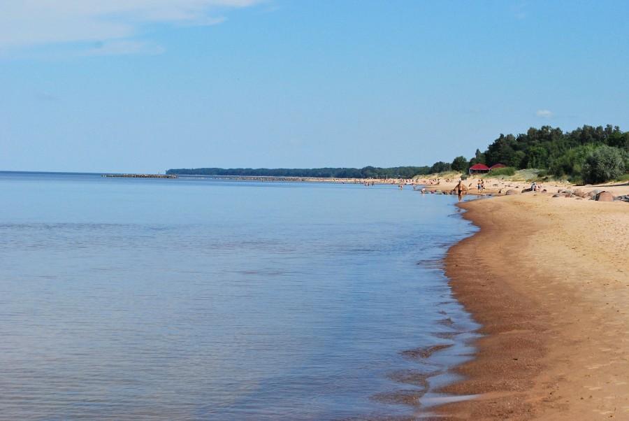 один мой летний день на взморье, посёлок Туя, Латвия, фото 18
