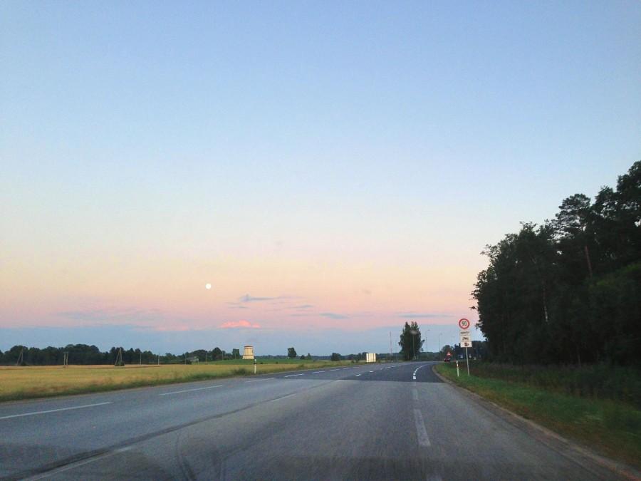 один мой летний день на взморье, посёлок Туя, Латвия, фото 42