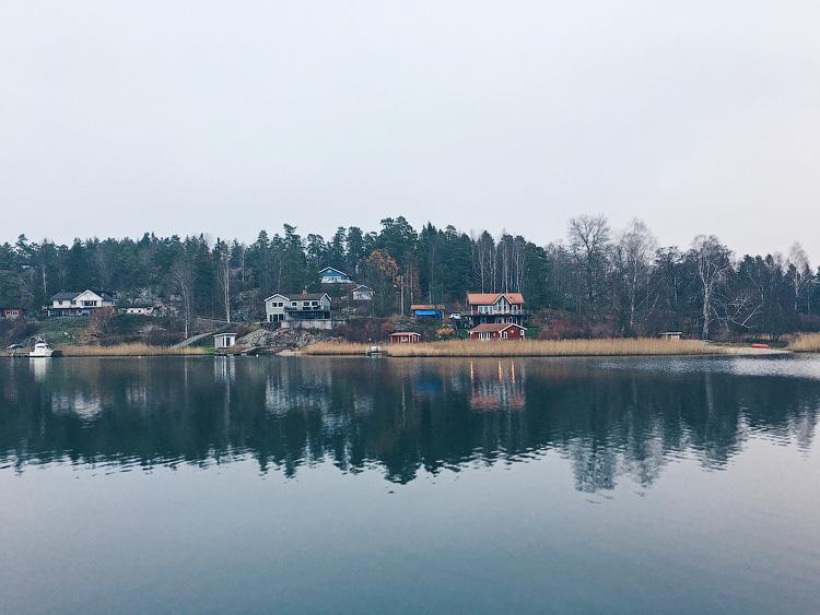 один мой ноябрьский день в Стокгольме, Швеция, фото 11