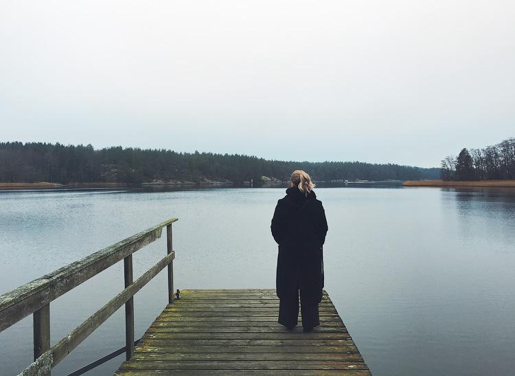 один мой ноябрьский день в Стокгольме, Швеция, фото 14
