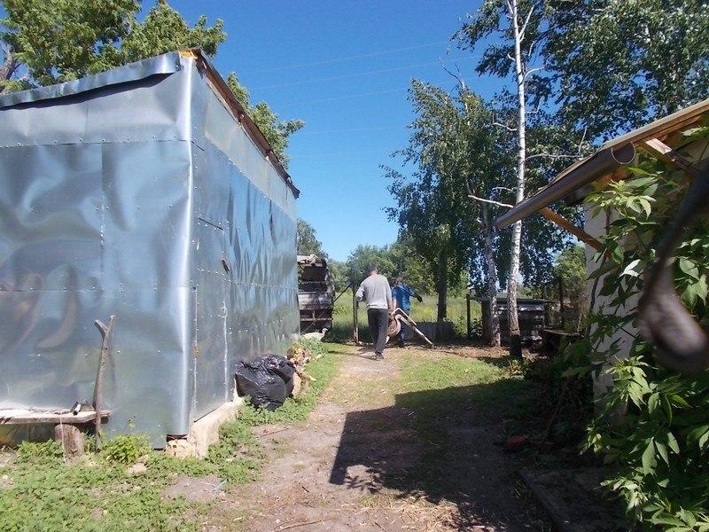 один будний день селянки Виктории из Липецкой области, фото 41