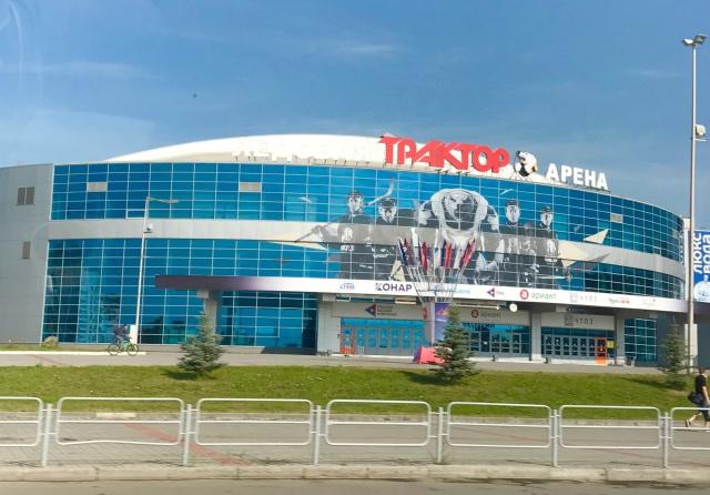 один день домохозяйки в Челябинске