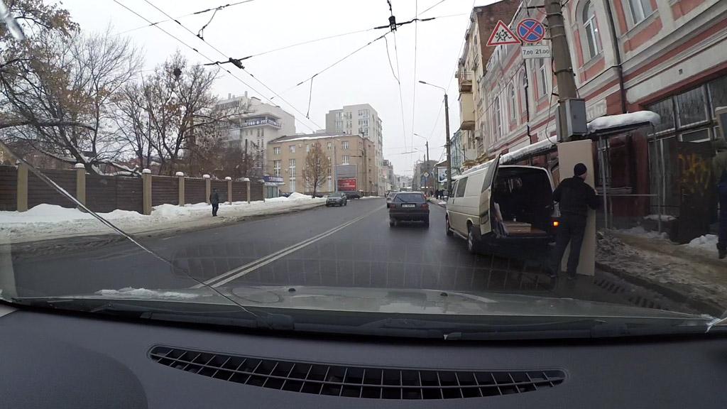 один будний день украинского пенсионера в городе Харьков, фото 19