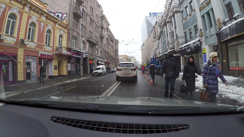 один будний день украинского пенсионера в городе Харьков, фото 22