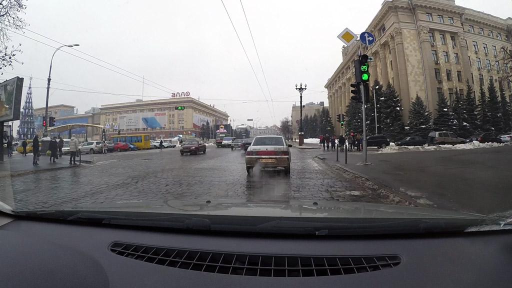 один будний день украинского пенсионера в городе Харьков, фото 24