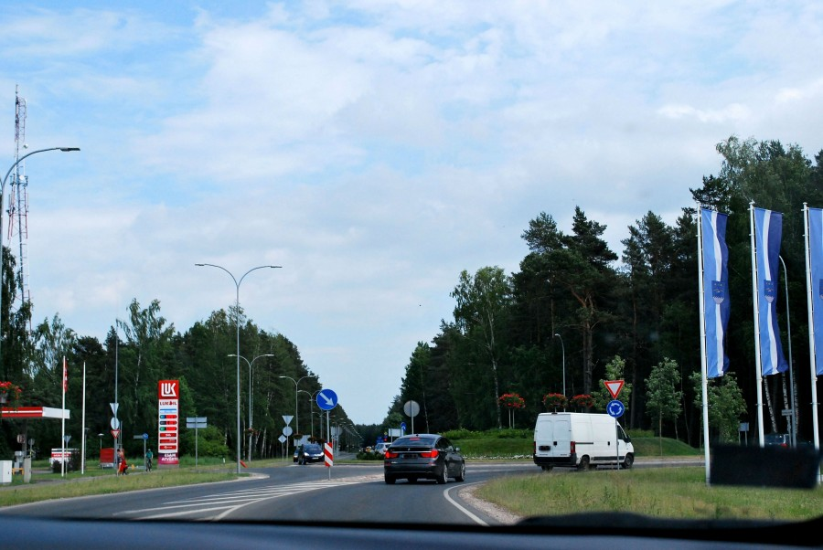 один день домохозяйки в городе Рига, Латвия, фото 41