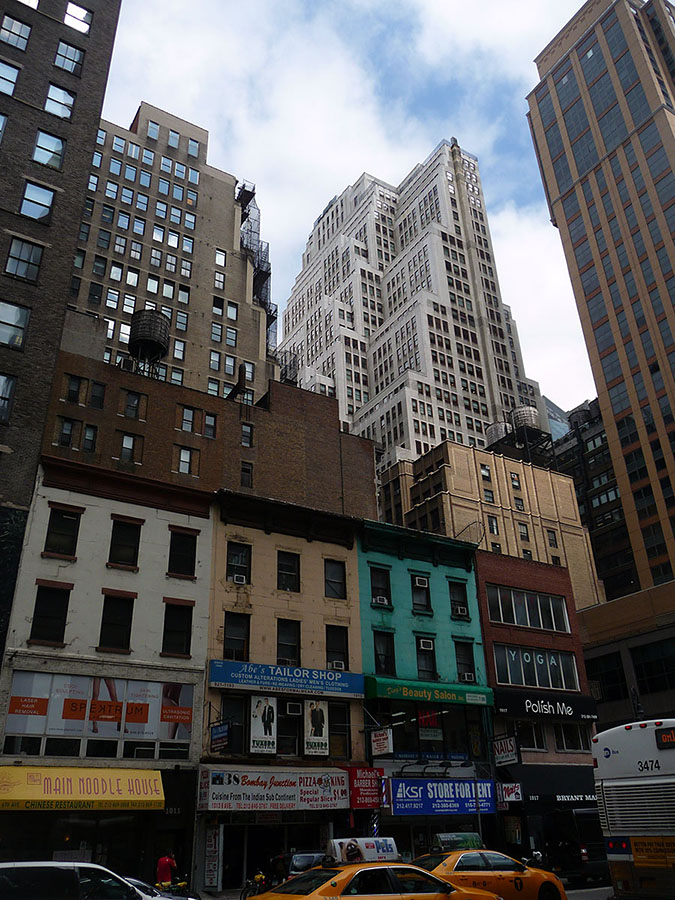 один день украинского туриста на Манхэттене, Нью-Йорк, фото 10