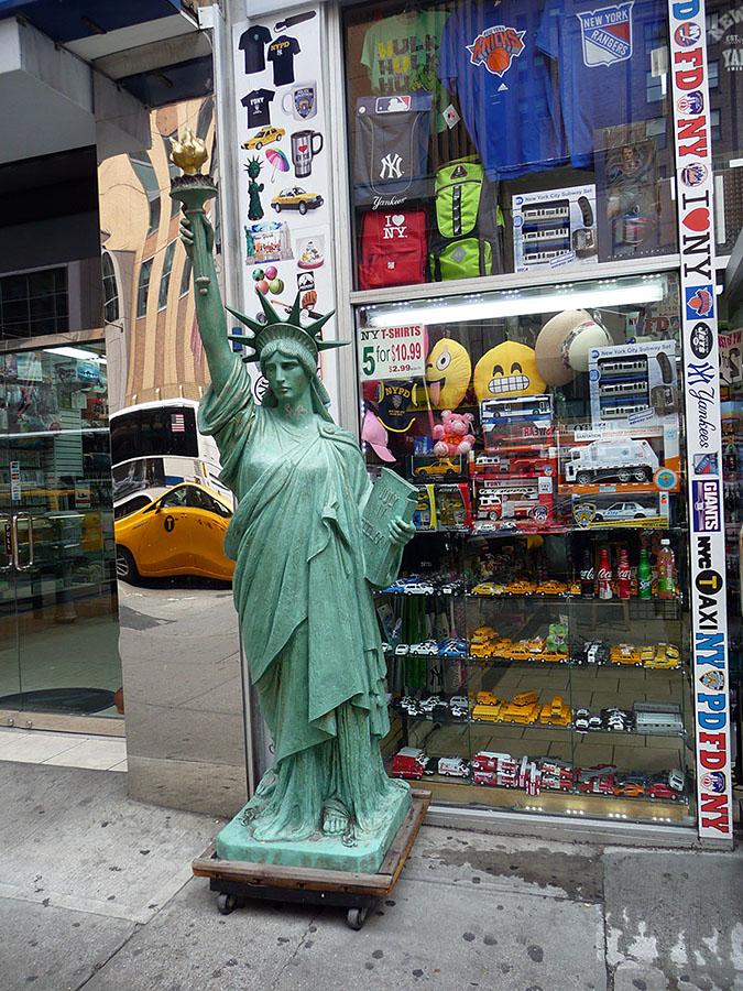 один день украинского туриста на Манхэттене, Нью-Йорк, фото 11