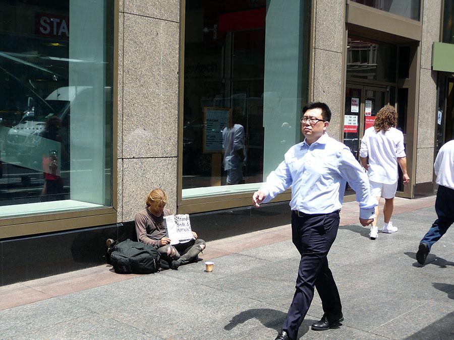 один день украинского туриста на Манхэттене, Нью-Йорк, фото 23