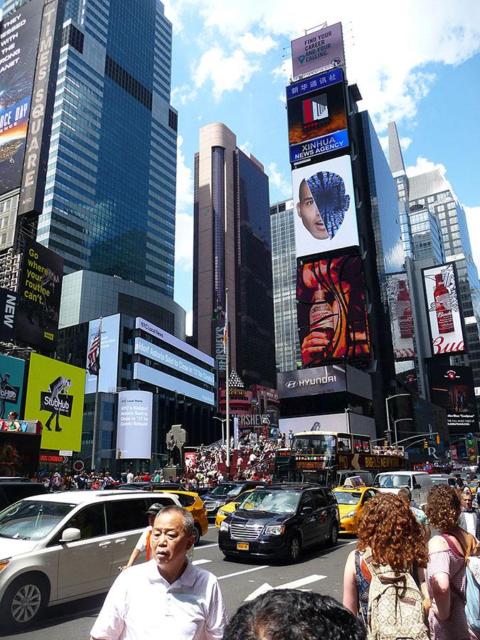 один день украинского туриста на Манхэттене, Нью-Йорк, фото 31