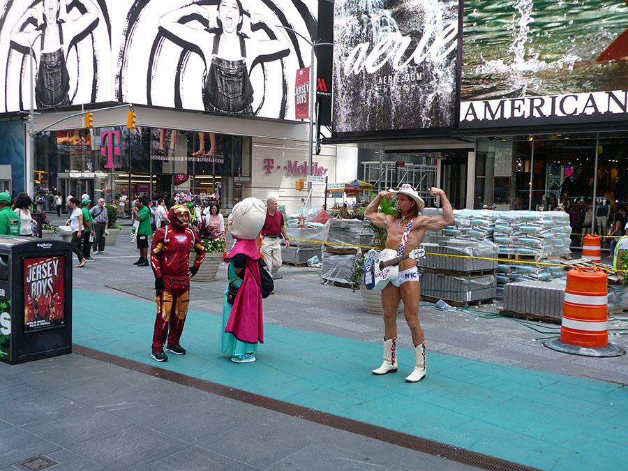 один день украинского туриста на Манхэттене, Нью-Йорк, фото 35