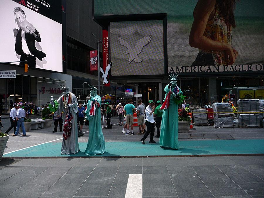 один день украинского туриста на Манхэттене, Нью-Йорк, фото 36