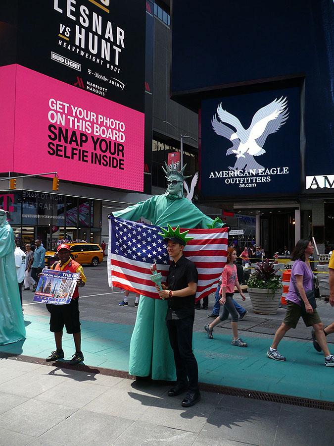 один день украинского туриста на Манхэттене, Нью-Йорк, фото 37