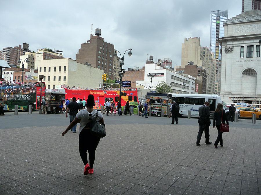 один день украинского туриста на Манхэттене, Нью-Йорк, фото 4